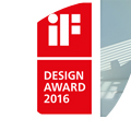 Charly Stand remporte l'If Design Award 2016