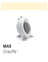 Chauffage d'appoint MAX